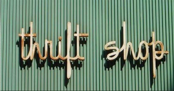 15. Thrift Shop